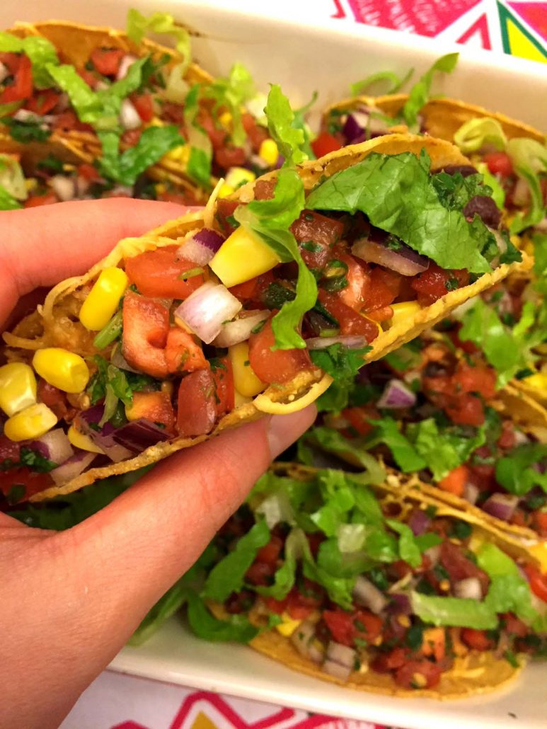 Oven Baked Tacos Recipe