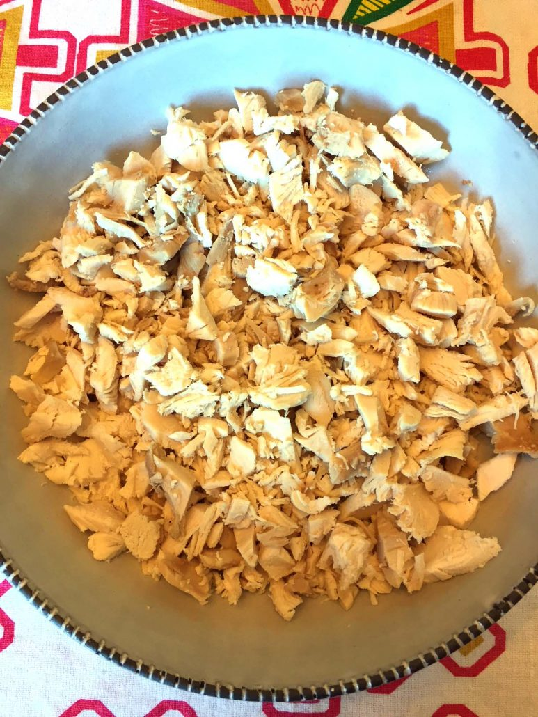 Shredded Rotisserie Chicken
