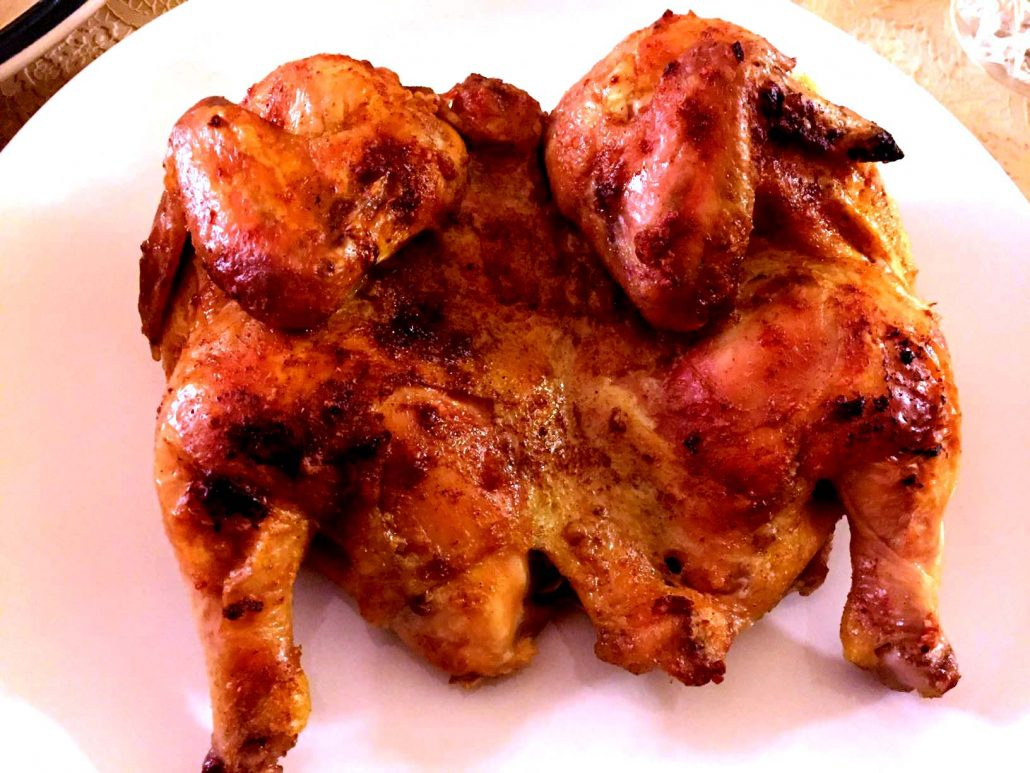 Best Ever Roasted Cornish Hens