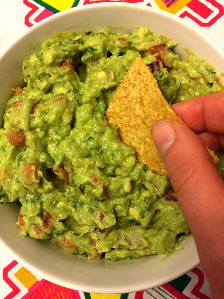 Easy Guacamole Recipe Best Ever Authentic Mexican Restaurant Style