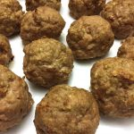 Baked Gluten-Free Meatballs Recipe With Oatmeal
