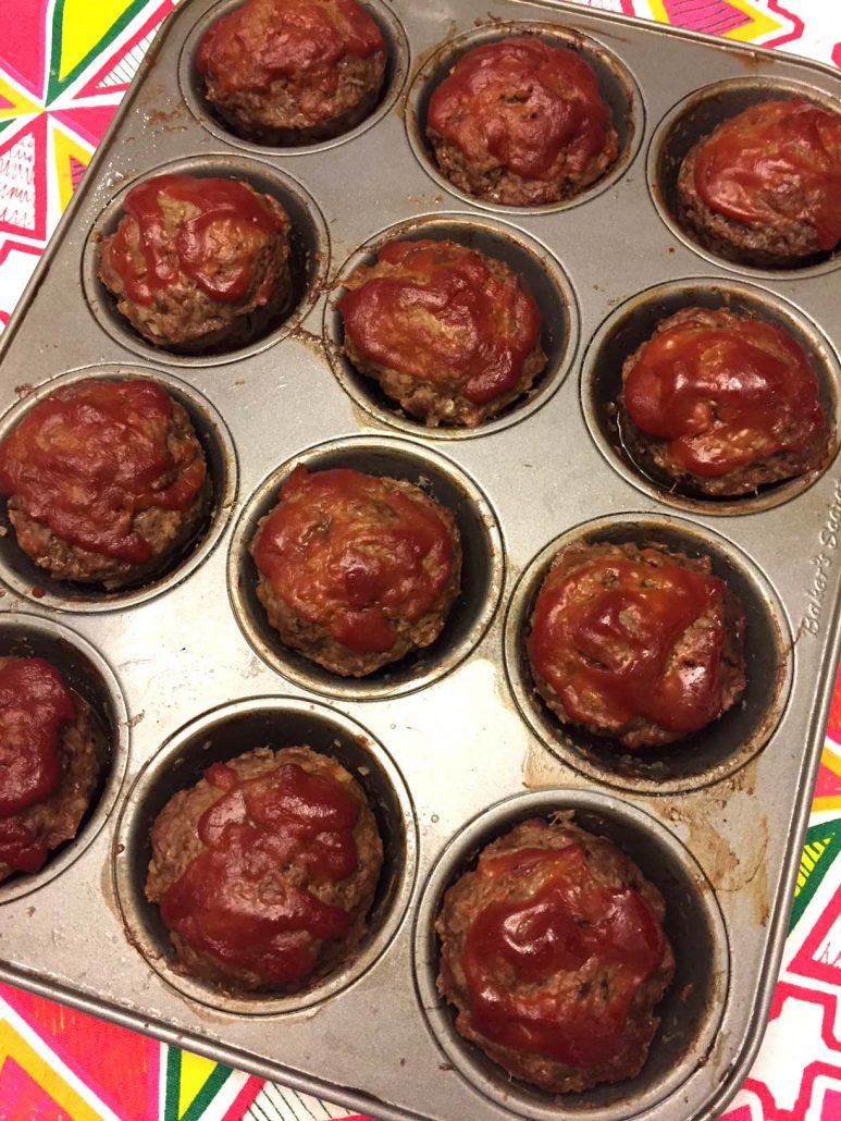 How To Make Meatloaf In A Muffin Tin