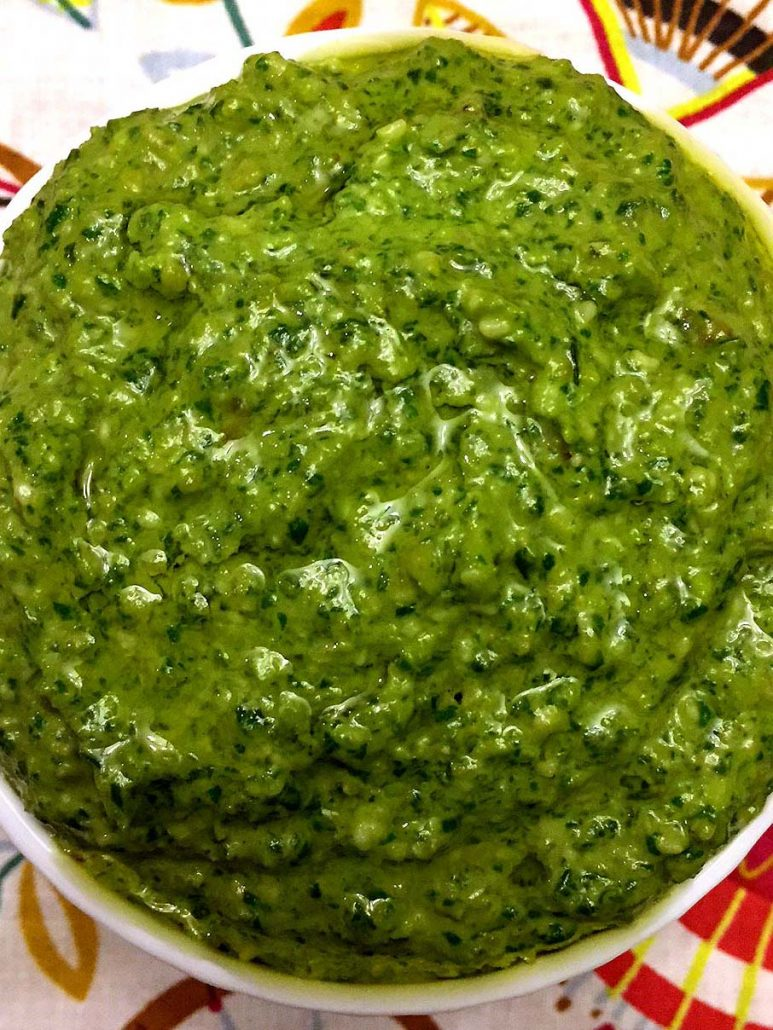 How To Make Pesto