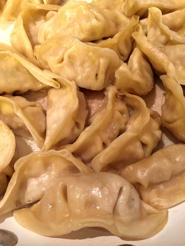 Chinese Potstickers Recipe With Chicken Or Pork