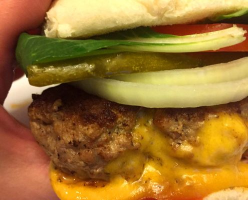 Best Ever Turkey Burgers Recipe