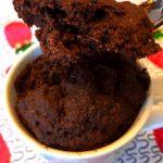 Coconut Flour Chocolate Mug Cake Recipe With Coconut Flour