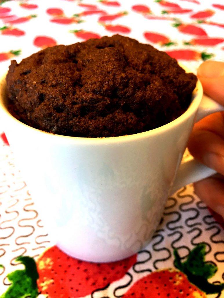 Mug Cake Recipe No Egg No Oil
