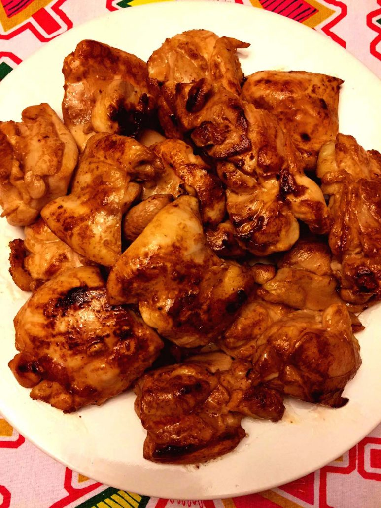 Juicy Tender Boneless Skinless Chicken Thighs