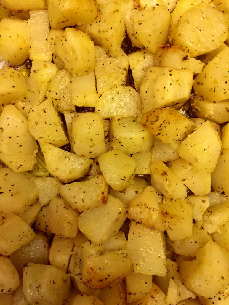 How To Make Greek Potatoes