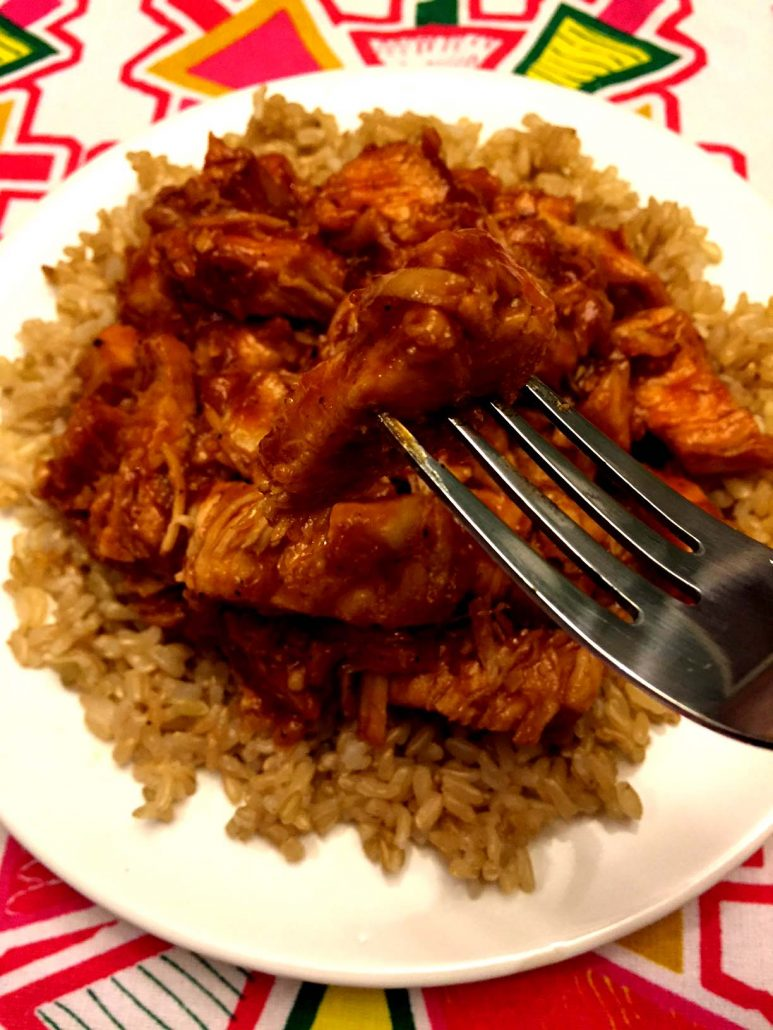 Instant Pot Bbq Chicken Recipe With Chicken Breasts Or