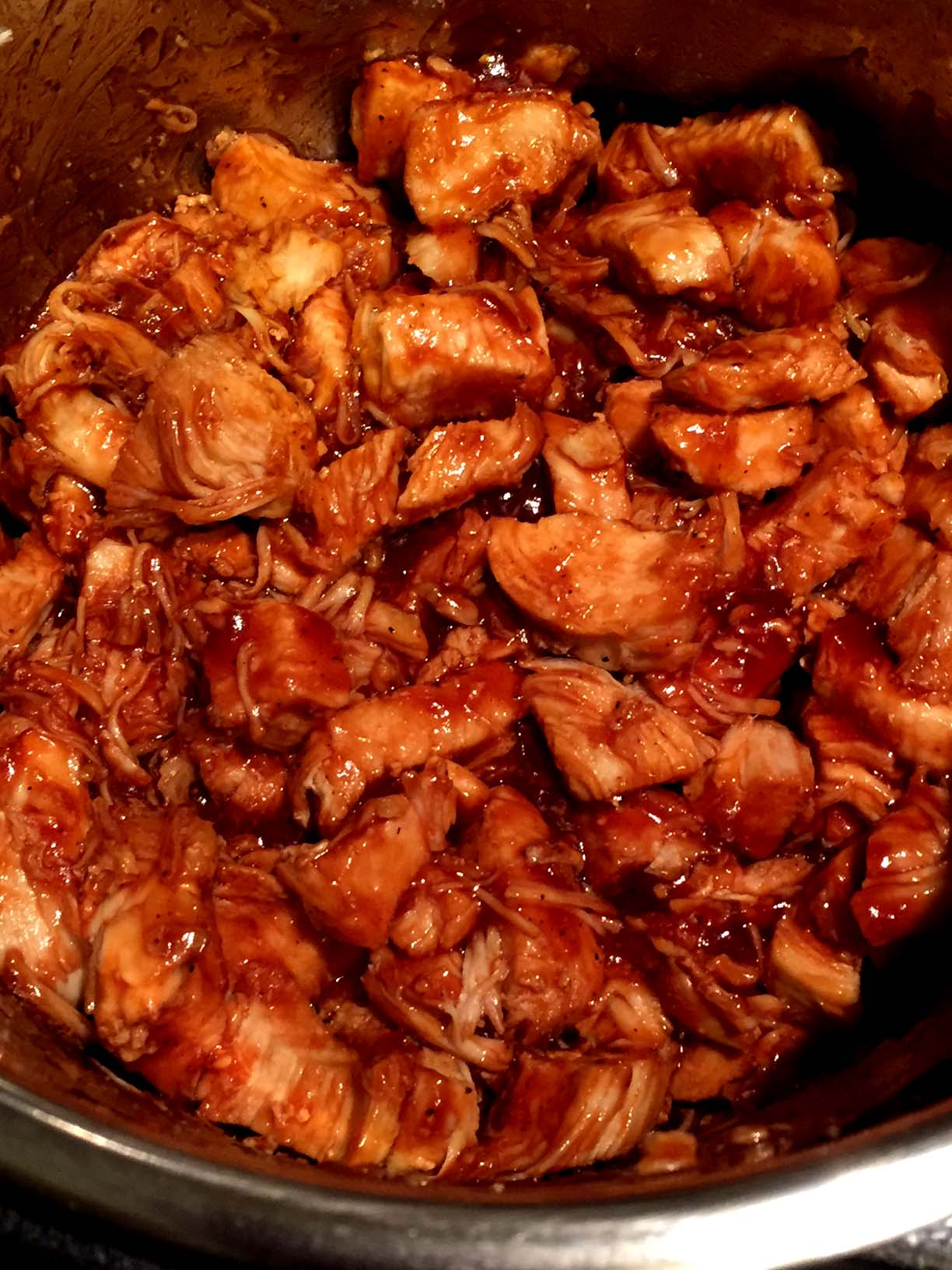 Jan 11, · You CAN cook a whole frozen chicken in the Instant Pot if your frozen chicken already has the innards/gizzards removed and has no plastic ties around the feet. You will not be able to remove a plastic insert or bag of gizzards from a frozen chicken. Therefore, you can not put a frozen chicken with either of those items into your pressure cooker/5(20).
