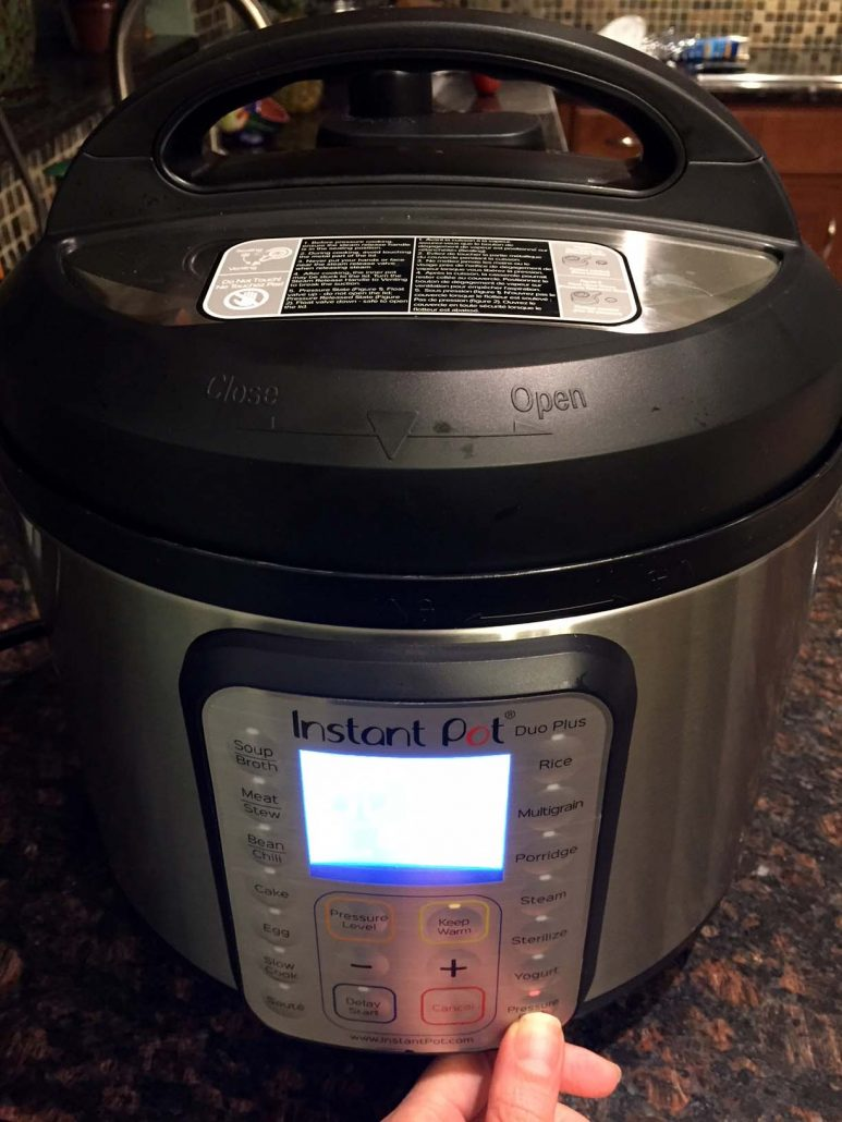 How To Cook Frozen Chicken Breasts In Instant Pot