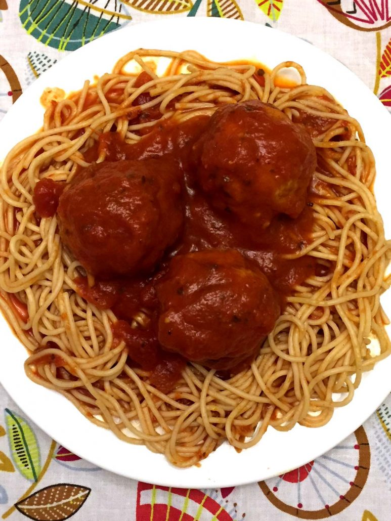how to cook spaghetti in instant pot