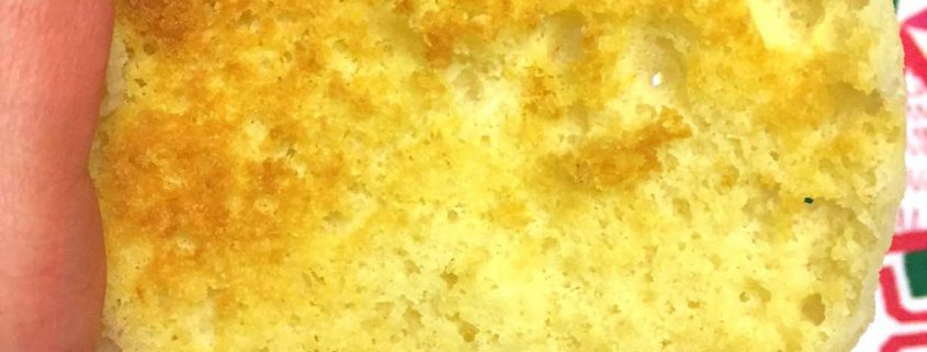 Keto Bread In A Mug With Almond Flour