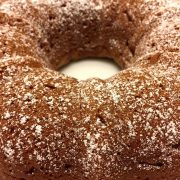 Applesauce Bundt Cake
