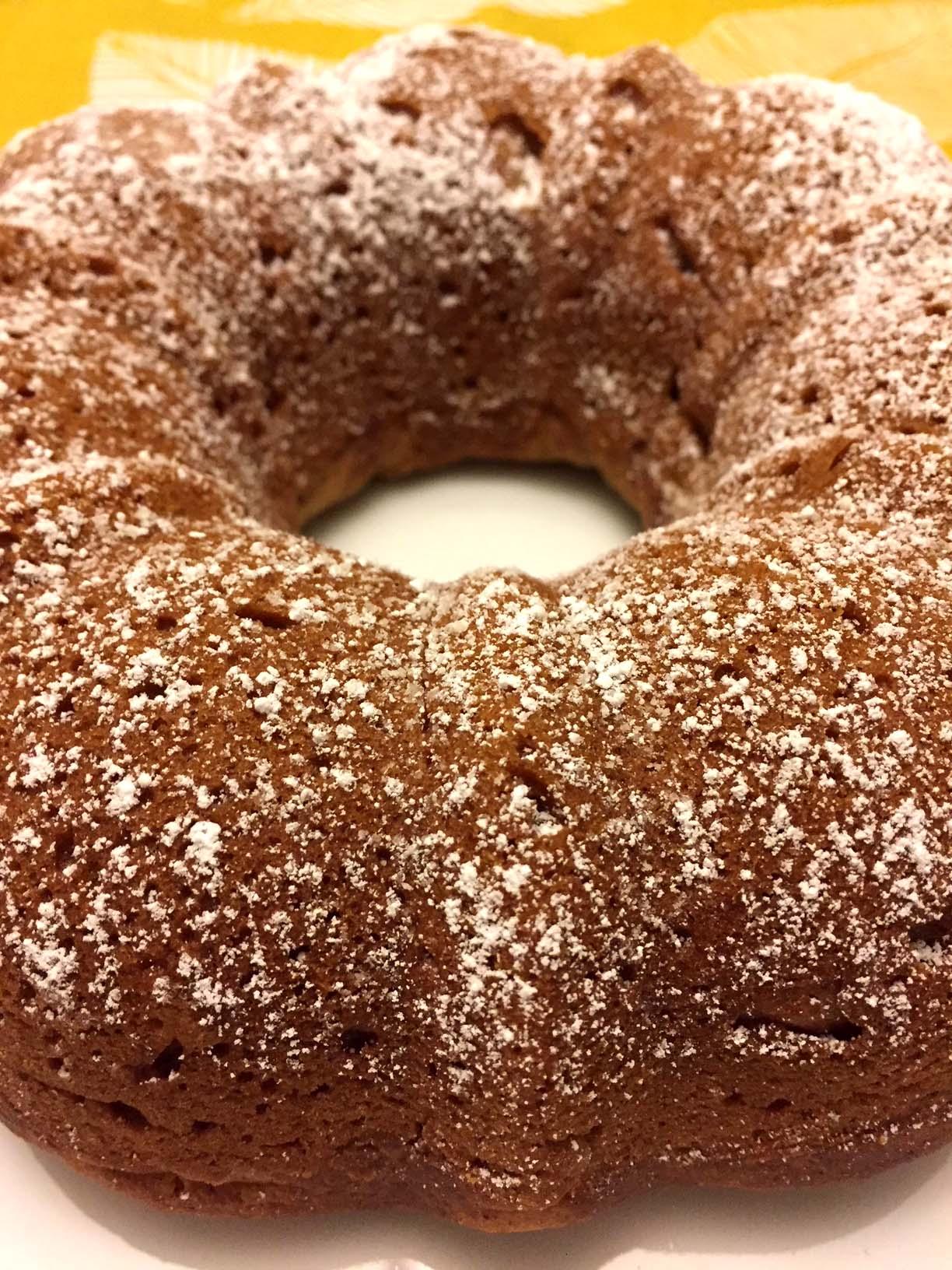 Applesauce Cake Recipe Moist Cinnamon Applesauce Bundt Cake Melanie Cooks