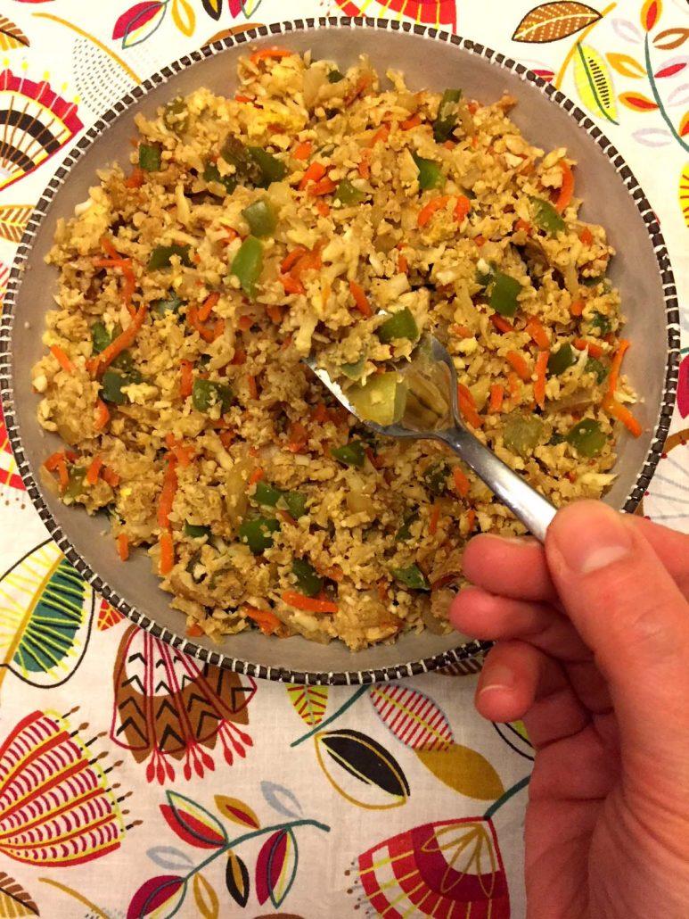 Best Cauliflower Fried Rice Recipe