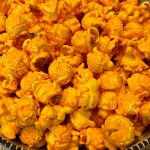 Homemade Cheese Popcorn Recipe