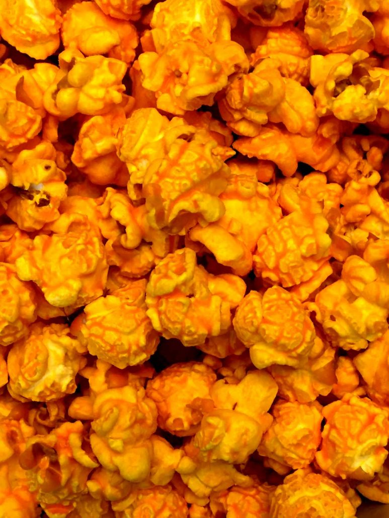 Cheddar Cheese Popcorn Best Recipe