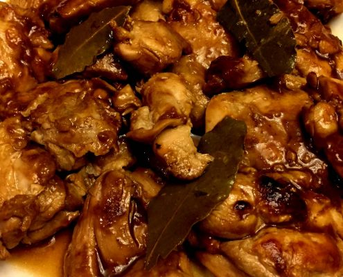 Instant Pot Easy Chicken Adobo