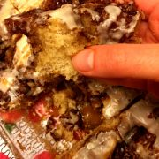 Cinnamon Roll Cake Easy Recipe