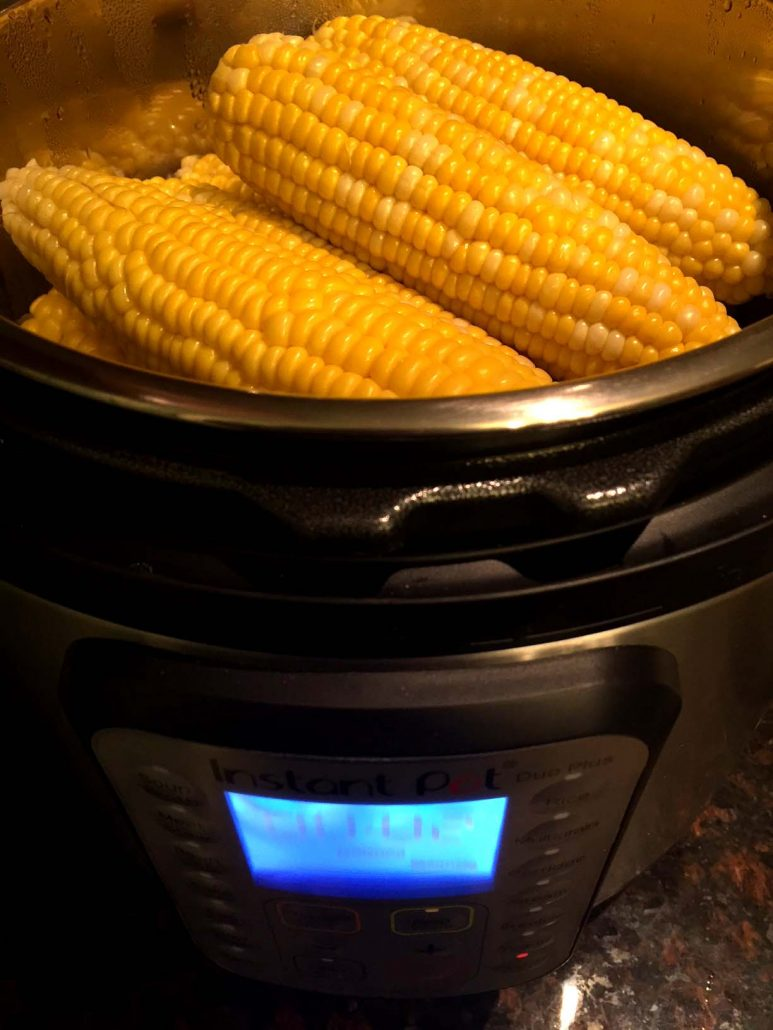 How To Make Corn On The Cob In Instant Pot