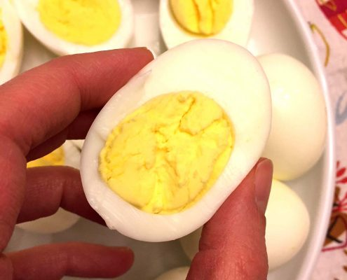 Instant Pot Hardboiled Eggs