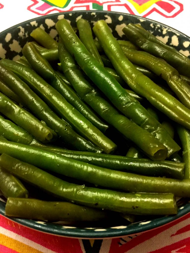 Perfect Steamed Green Beans In The Instant Pot