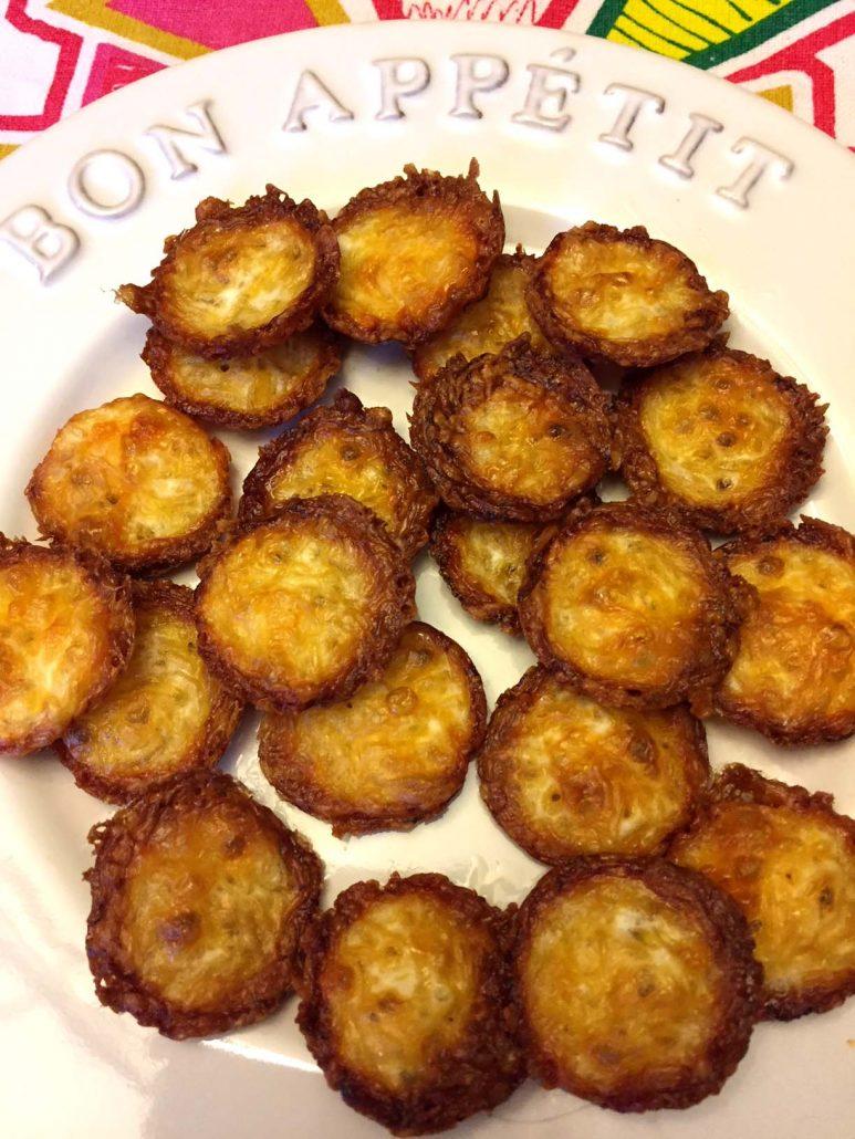 Crunchy Keto Chips