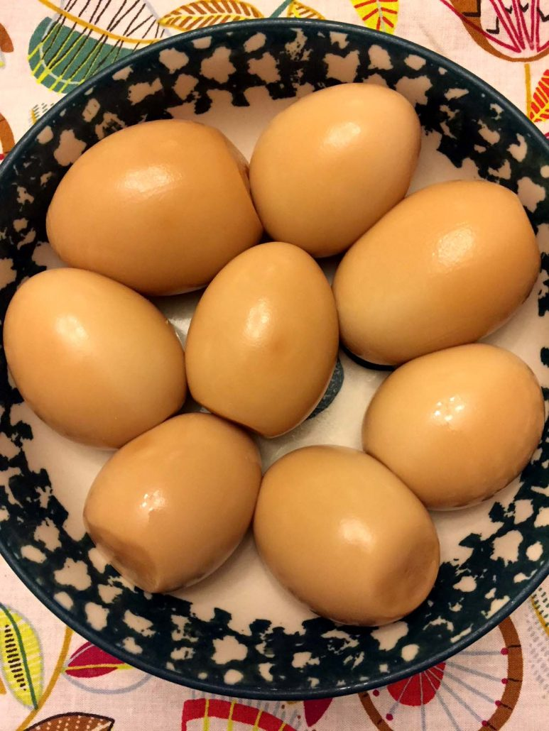 Authentic Korean Sauna Eggs Recipe
