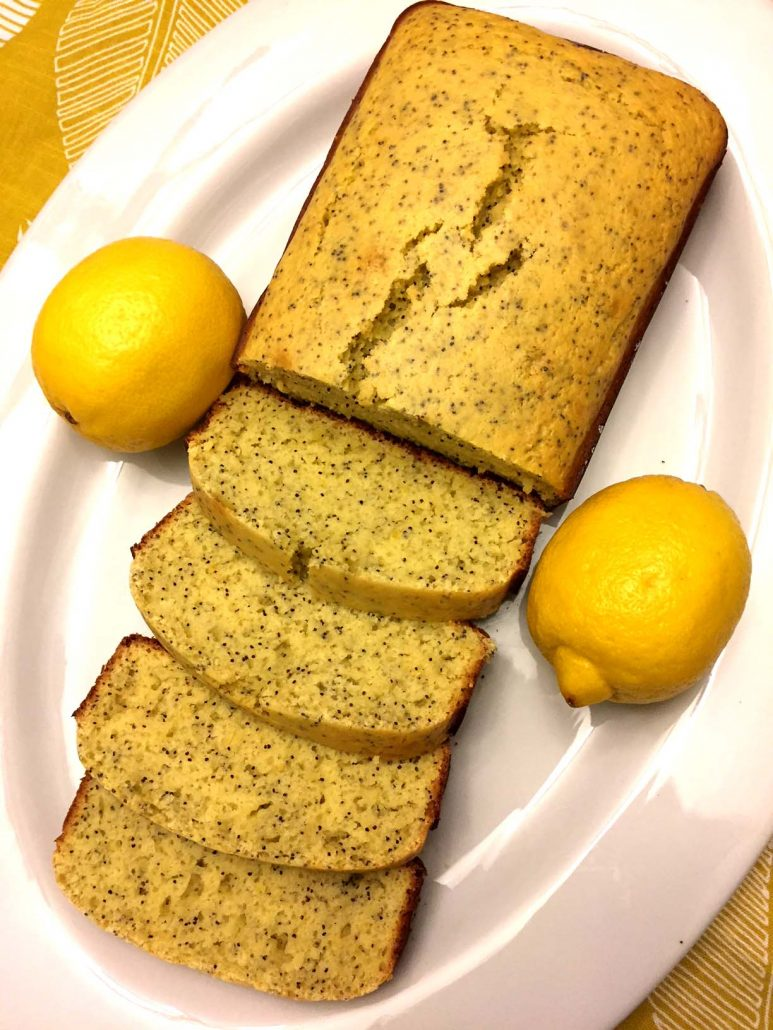 Lemon Poppy Seed Bread Recipe
