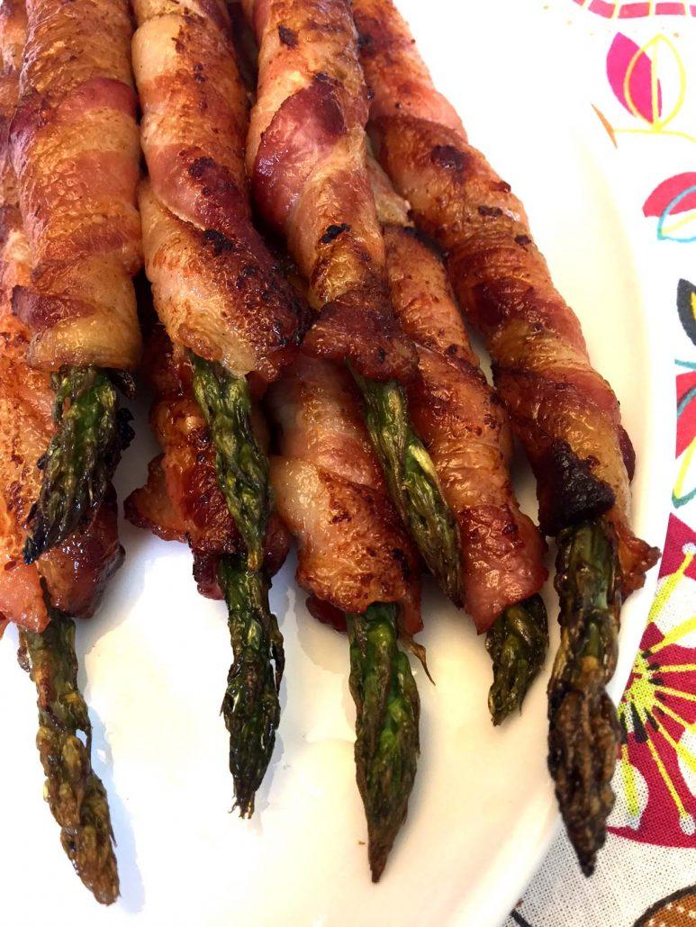 Elegant Asparagus Appetizer
