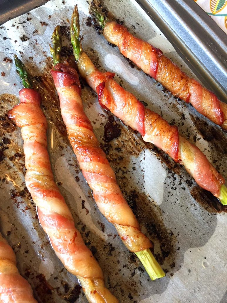 How To Make Bacon Wrapped Asparagus