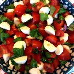 Chopped Italian Caprese Salad Recipe