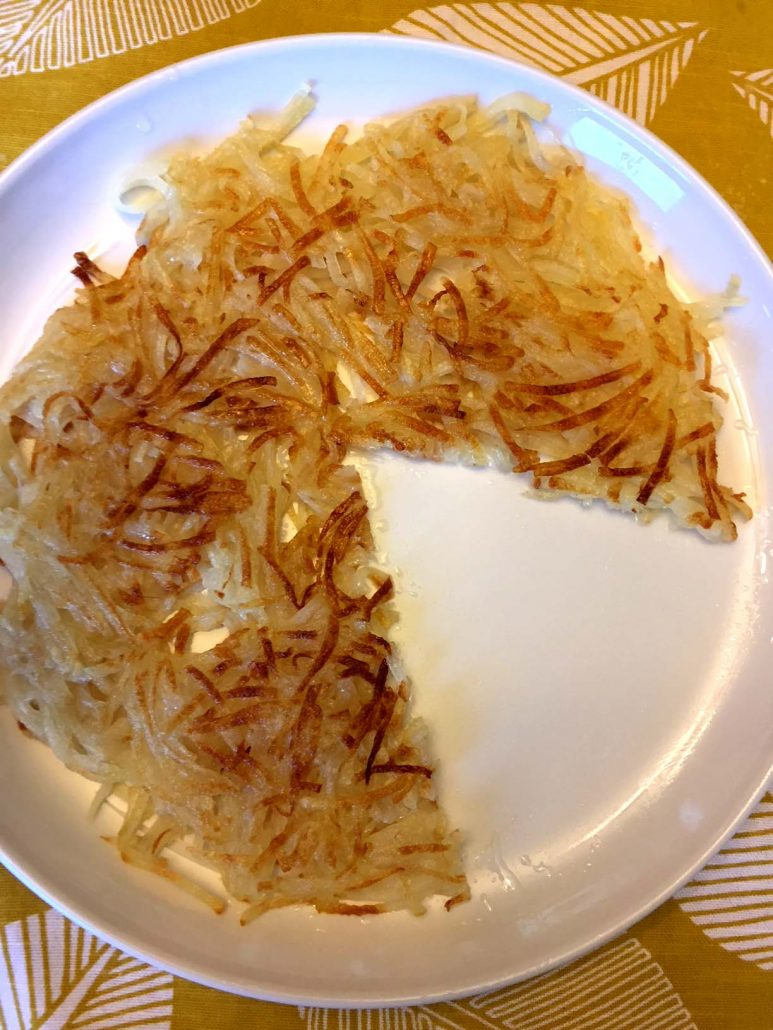 Potato Hashbrowns Recipe