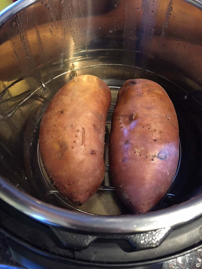 How To Cook Sweet Potato In Instant Pot