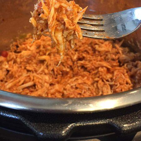 how to cook frozen chicken breast in instant pot