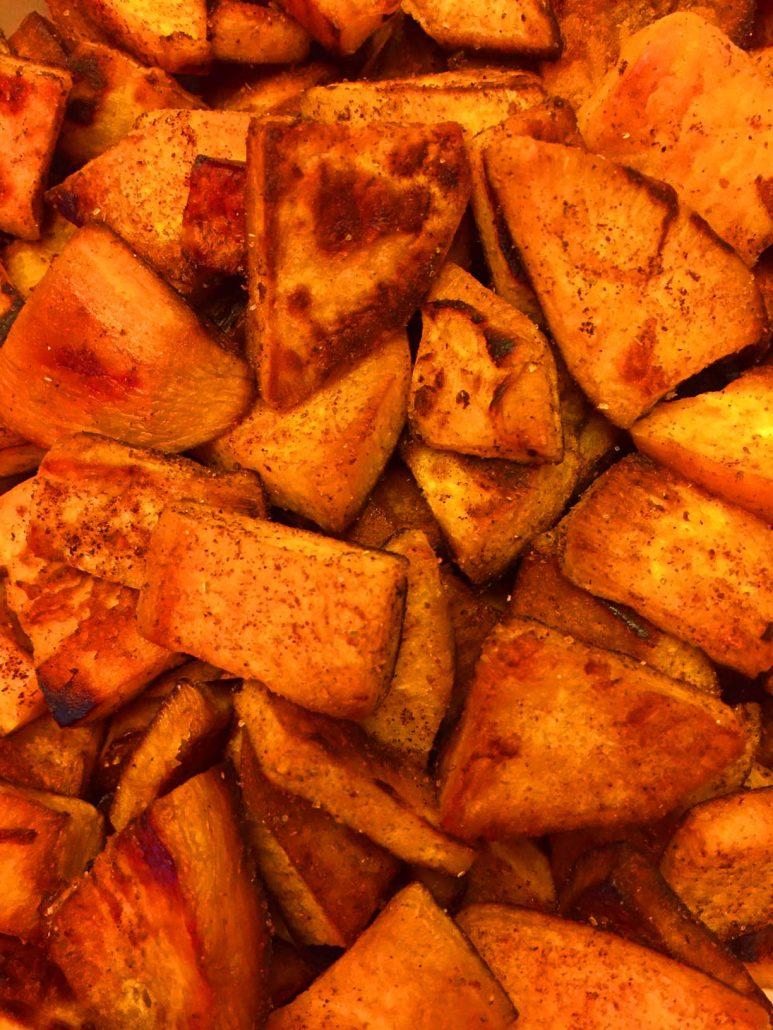 Easy Pan Fried Sweet Potatoes Recipe Melanie Cooks