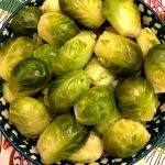 Instant Pot Steamed Brussels Sprouts Recipe