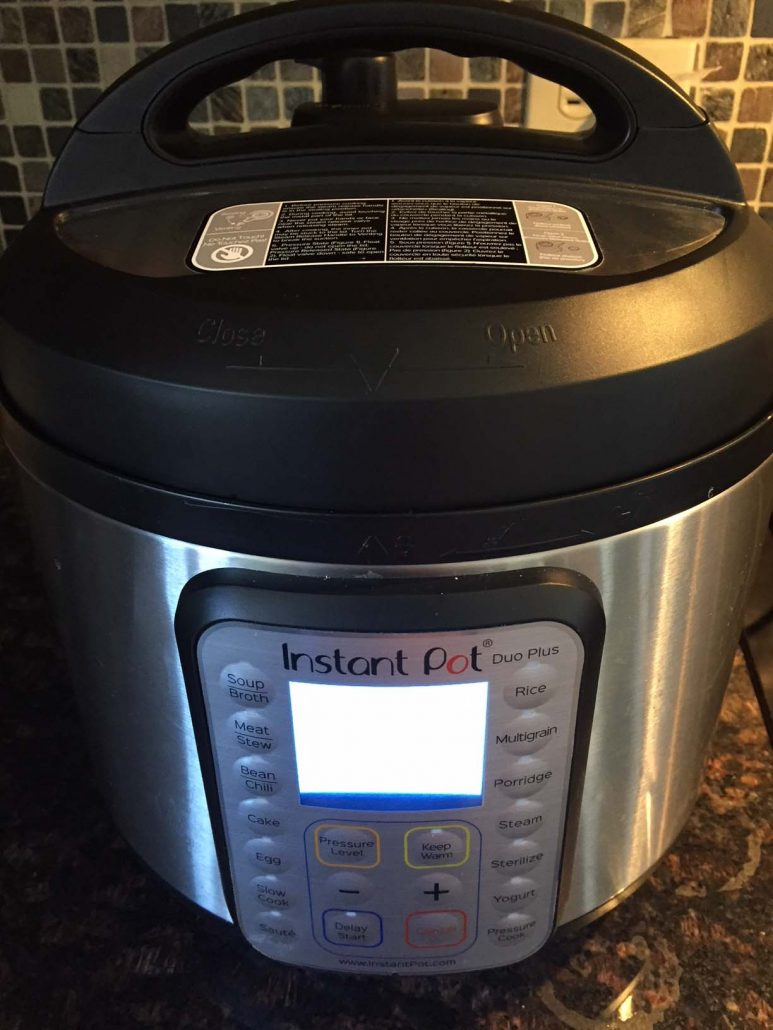 How To Reheat Soups In Instant Pot Pressure Cooker