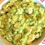 Avocado Chicken Salad Recipe - Healthy & No Mayo!