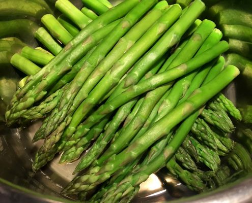 Instant Pot Asparagus Recipe