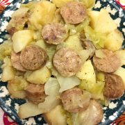 Instant Pot Kielbasa Cabbage Potatoes