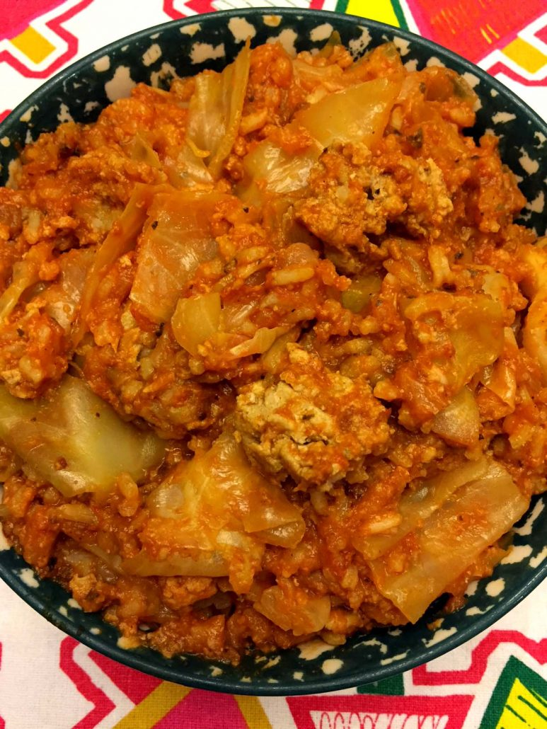 How To Make Unstuffed Cabbage Rolls In Instant Pot