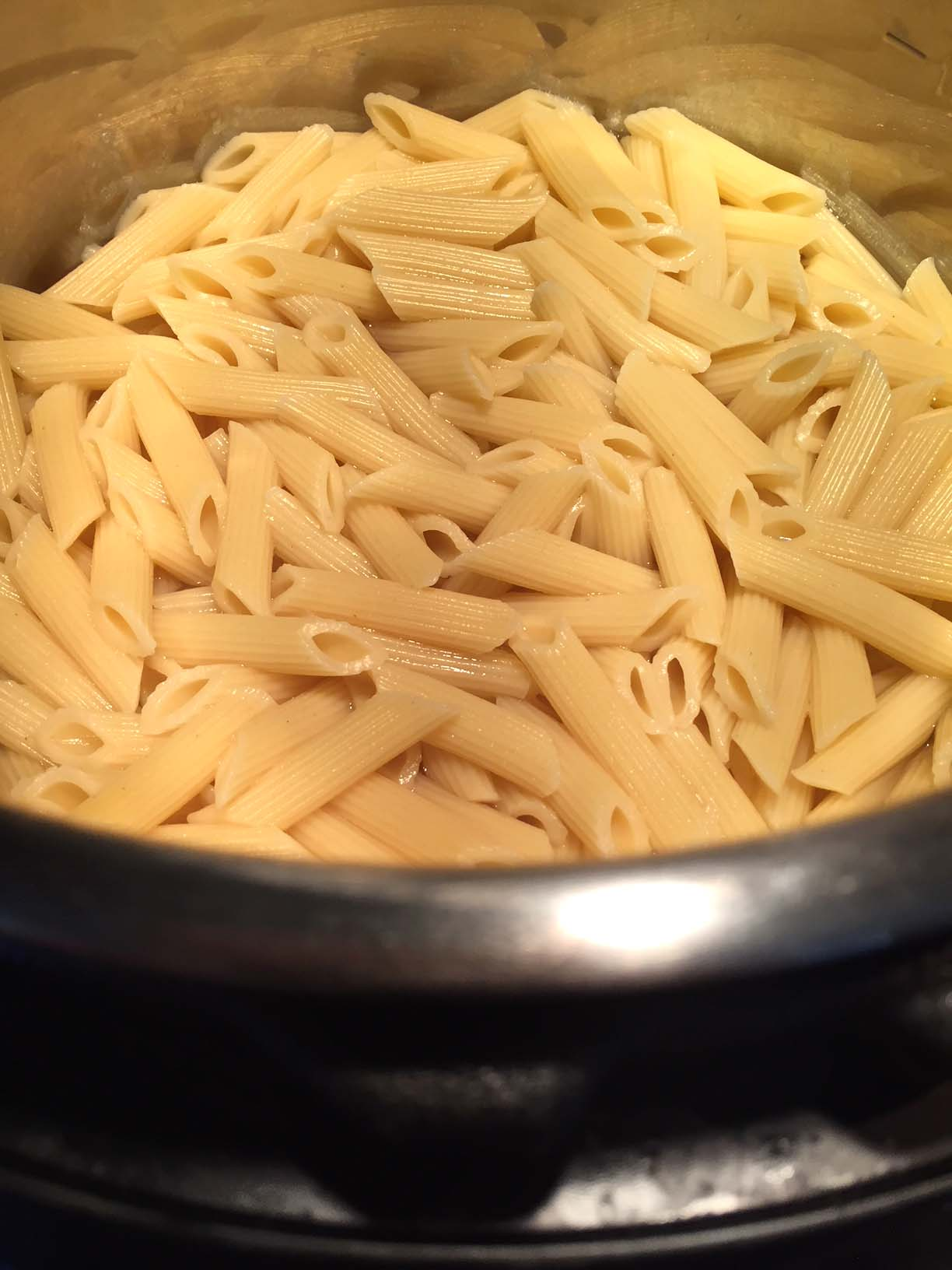 Can you cook egg noodles in instant pot