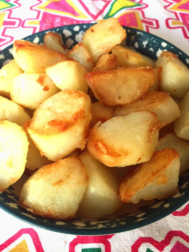 Saute Potatoes In Instant Pot