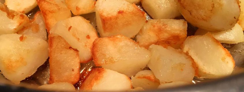 How To Make Roasted Potatoes In The Instant Pot