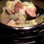 Instant Pot Cabbage And Sausage