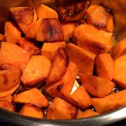 Instant Pot Roasted Sweet Potatoes Recipe