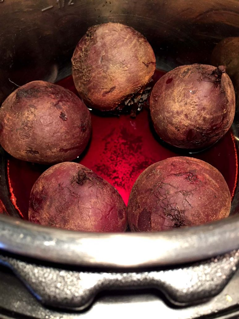 How To Cook Beets In The Instant Pot